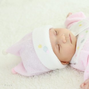 Aenak Birth Newborn Baby Hat - Pink